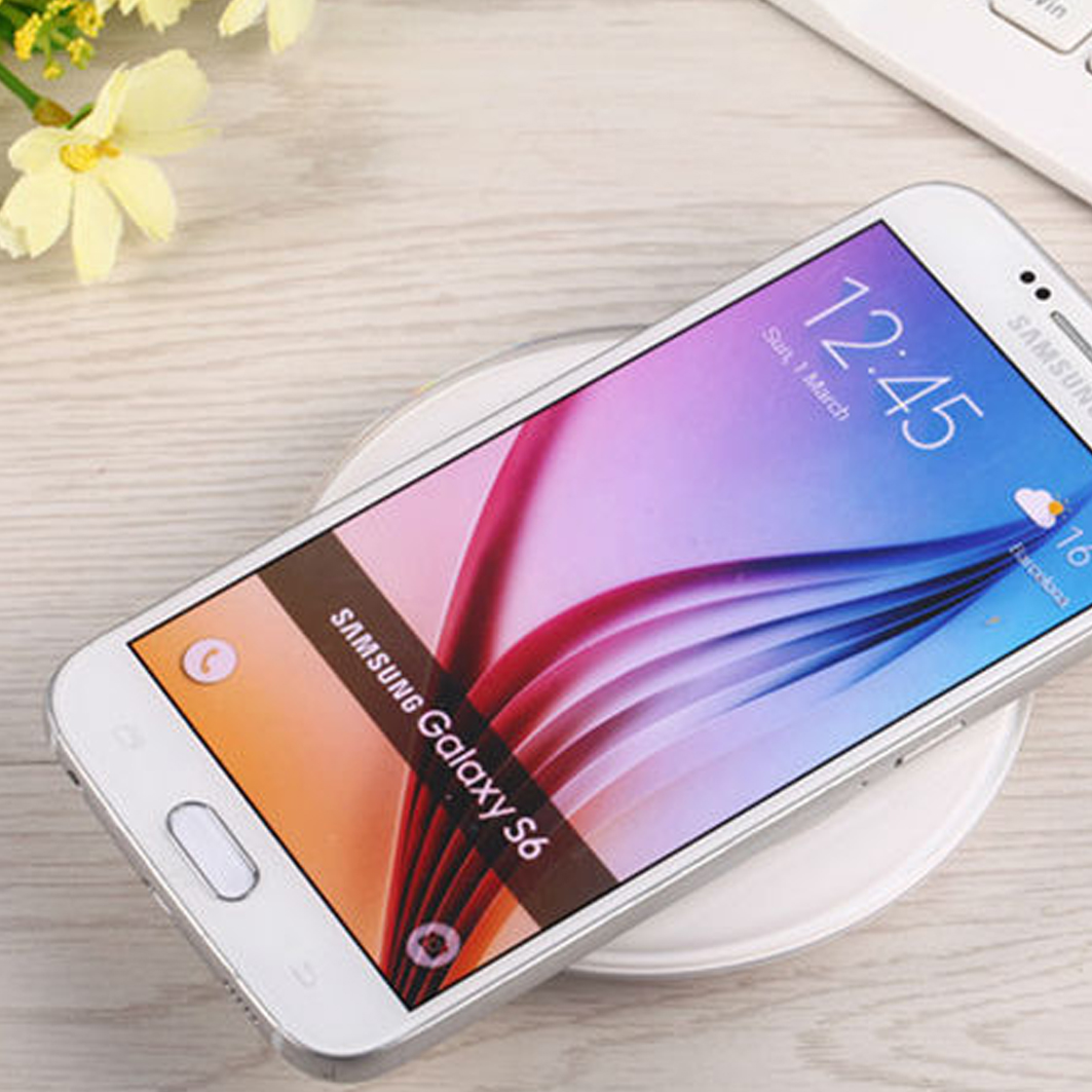 Wl008 Samsung S6 Wireless Charger Table Wireless Charger