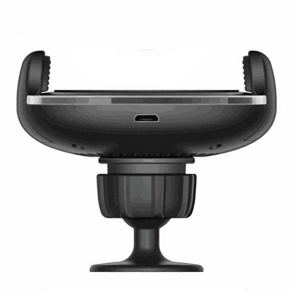 WLC008  360 rotate,with 2 pedestal  wireless car charger