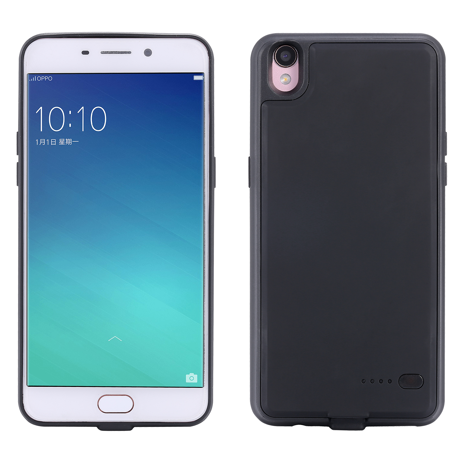 OPPO R9 power case