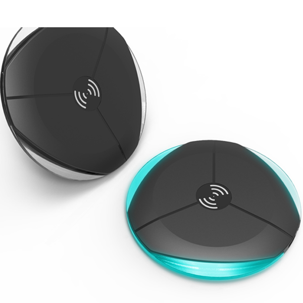 WL060 Captain heart table fast wireless charger