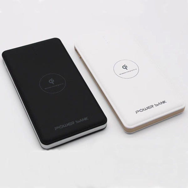 WLP010 7000mah with iPhone and Android adptor wireless power bank