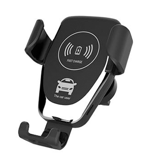 WLC010 grivity sensor  fast 10W wireless car charger