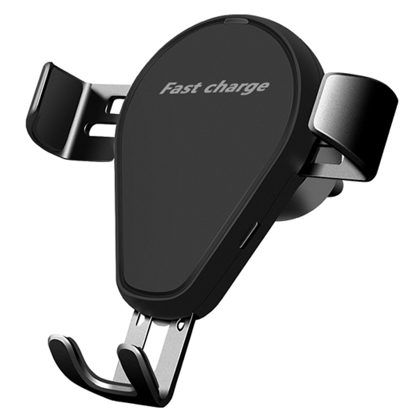 WLC011 grivity sensor  fast 10W wireless car charger
