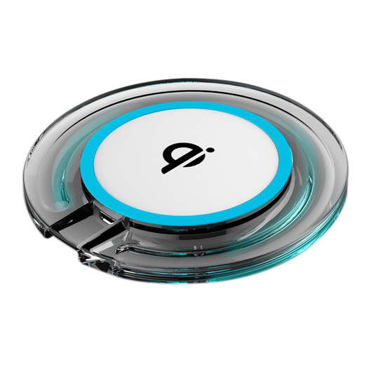 WL019  Acrylic light wireless charger