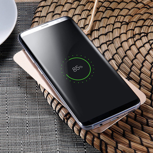 WL081 detachable fast wireless charger mount